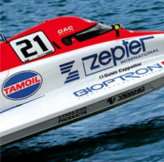 Zepter sponzorstvo powerboat F1